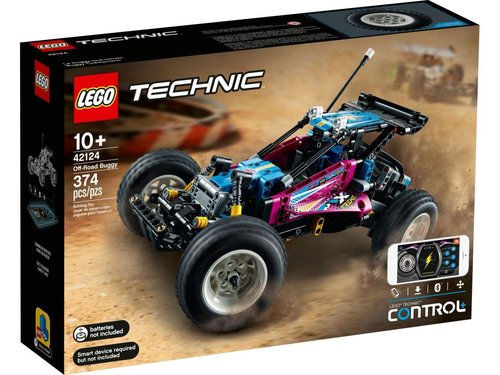 Off-Road Buggy 42124